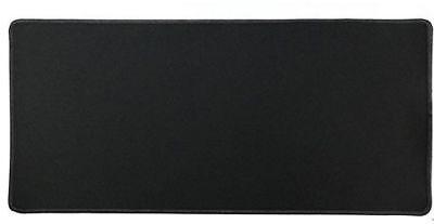900x400X3 mm Large Black Non-Slip Gaming Mouse Pad Mat Office Desk Mousepad UK