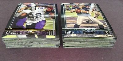 Lot Of (50) 2015 Topps Chrome Football Cards  NM/MT