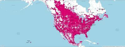 1st & 2nd Month Preloaded T-Mobile $75 Unlimited 4G & $50 10GB SIM Cards 8