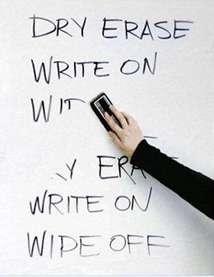 BUY 2 GET 1 FREE! A4 / 1m Roll Whiteboard Blackboard Sticky Back Plastic Film* 2