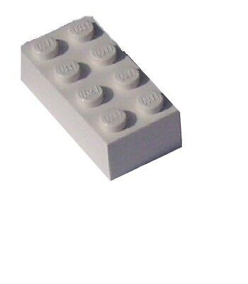 LEGO® 50x Classic Basic Bausteine 2x4 hellrosa 3001 ltpink NEU