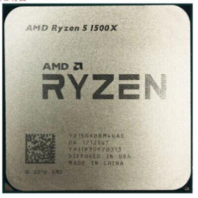 AMD Ryzen 5 R5-1400 R5-1500X R5-1600 R5-1600X Socket AM4 CPU Processor 5