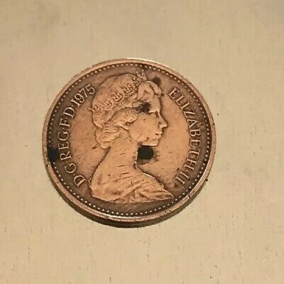 1/2 New Penny 1975 3