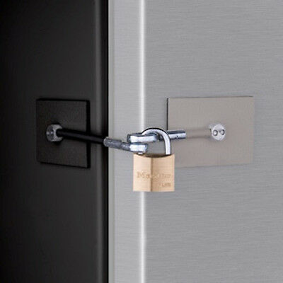 Marinelock Refrigerator Lock - Secure and Easy to Install 5