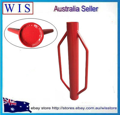 Steel Star Picket Lifter,Fence Post Remover/& Star Picket Stake Steel Post Driver