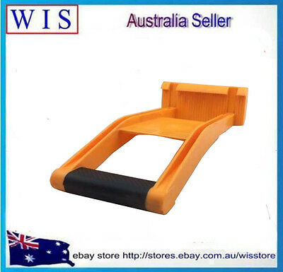Panel Carrier Gripper Handle Carry Drywall Plywood Sheet ABS 80Kg Load-47912