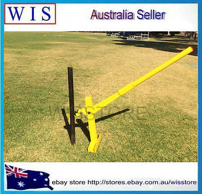 Steel Fence Post Lifter Star Picket Remover Fencing Puller Electric Fence Puller 7