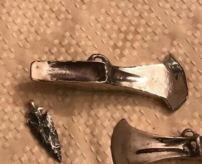 Bronze Age Axe Reproduction  Looped And Socketed By Chris Levatino 2