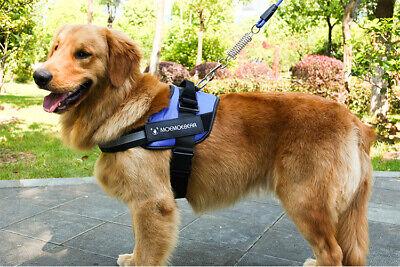 Tactical Dog Excursion K9 Training Patrol Vest Harness, XS/S/M/L/XL/XXL 6