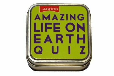 Lagoon Games The Amazing Number 30 Table Top Tin Fun Facts 30th Birthday Gift