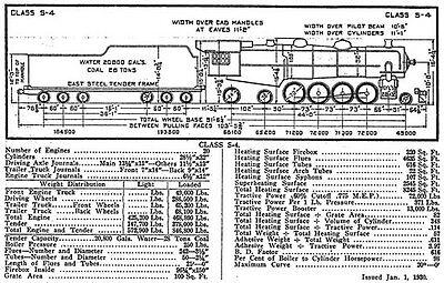 erie railroad steam locomotive diagrams - pdf on cd - railfandepot 4