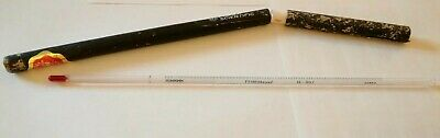 Termometro VINTAGE Fisher Scientific Made in USA 70mm 4