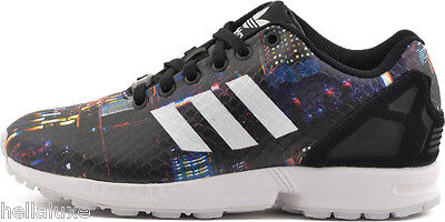 03efe6c490110 ... Adidas ZX FLUX TOKYO CITYSCAPE Running 8000 TORSION Boost gym Shoes~Womens  sz 10 3