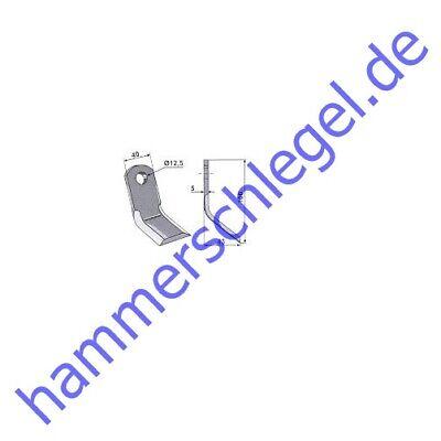 Y-Messer Schlegelmesser passend für Mulcher STARK GEO KELLFRI EF EFG AGL