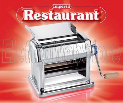 IMPERIA Restaurant macchina 010 sfogliatrice pasta manuale professionale 5