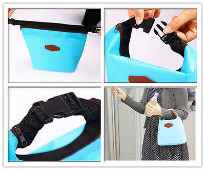 Thermal Insulated Cooler Waterproof Picnic Lunch Bag Lunch Box Storage Portable 12