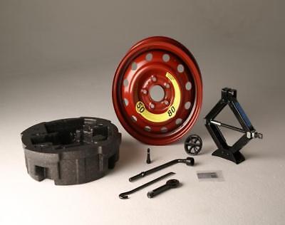 2011 - 2018 Hyundai Elantra Spare Tire Kit (tire Mounted) 3