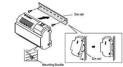 2 Familien 2 Draht Bus Video Türsprechanlage Klingelanlage Sprechanlage 170° 6