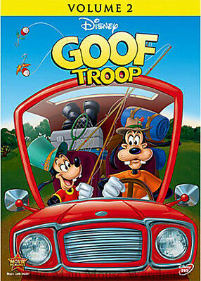 COMPLETE GOOF TROOP DVD Collection A Goofy Movie & Sequel ...