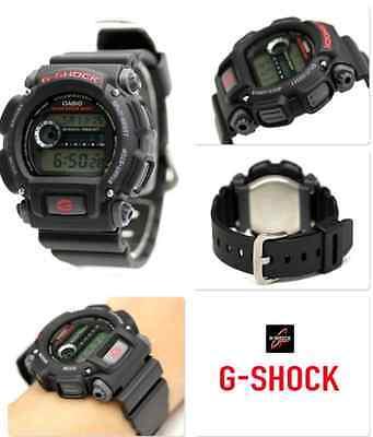 CASIO DW9052-1V Mens Classic G-SHOCK Black Resin Digital Chronograph Sport Watch 2