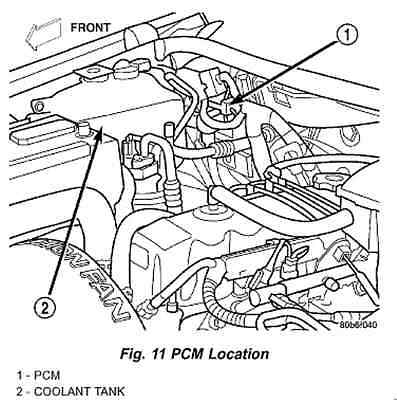1998 JEEP GRAND Cherokee 4 0L Engine Control Module Engine Computer ECM PCM  ECU