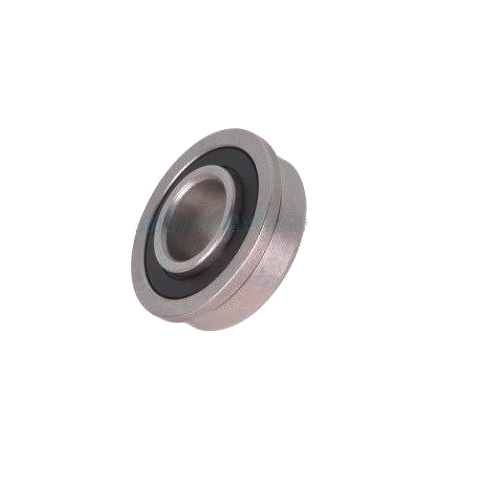 """16  Precision Sealed Flanged 1-1//8/"""" OD x 1//2/"""" ID Lawn Mower Tire Ball Bearings"""