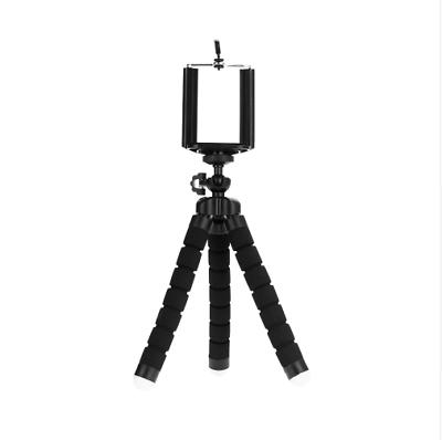Mini Tripode Eva Araña + Soporte Movil Smartphone Universal Ajustable Pulpo 4