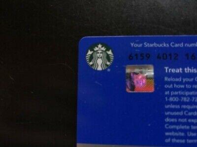 Starbucks 2018 SEATTLE SEAHAWKS Card, New, pin intact, no swipes! NFL Hologram 2