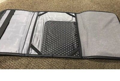 Thirty One 31 Fold it up Organizer - Bold Bloom  Retired No Notepad 2