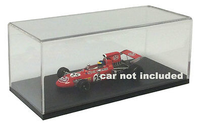 Display Case - 1/43 Scale (Dimensions 75mm x 163mm x 67mm)