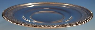 English Gadroon by Gorham Sterling Silver Serving Plate Pierced Edge (#2542) 3