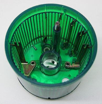 Telemecanique XVA-C331 Stack Light Lens, Green, XVAC331, XVA-LC3 w/o Lamp