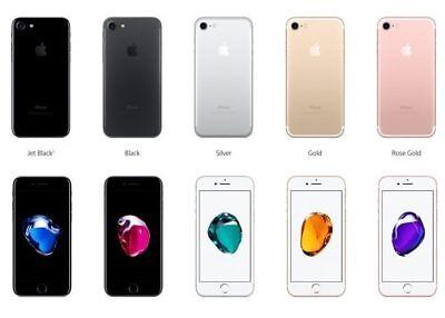 Apple Iphone 7 128Gb 1 Año De Garantía+ Libre+Factura+8Accesorios De Regalo 2