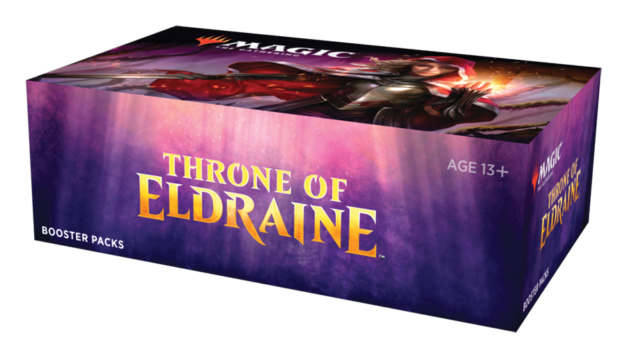 Throne of Eldraine Booster Box NEW FACTORY SEALED MTG *IN STOCK* 3