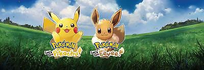 Pokémon: Let's Go, Eevee! (Nintendo Switch) NEW