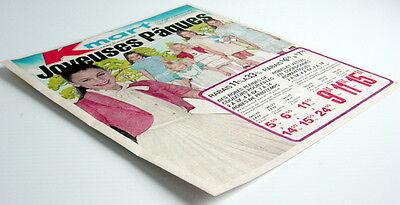 Ancienne Circulaire De 1982 Des Magasins K-Mart, 4 Pages 3