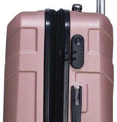 Reisekoffer 1509 Koffer Trolley Hartschalenkoffer Handgepäck M L X Set 9