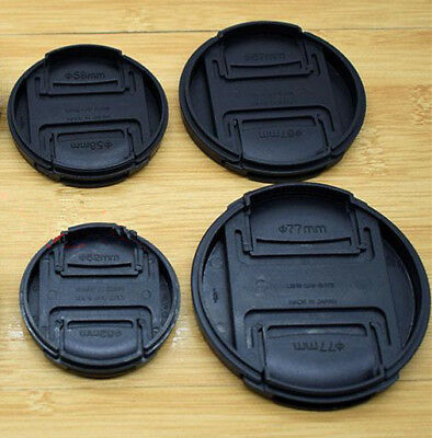 1 PCS New 77mm camera Front Lens Cap for CANON 2