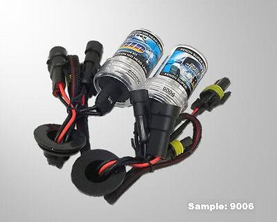 IMPERIAL XENON 9007 HID Bulbs AC 35W Replacement Headlight 3K 4K 6K