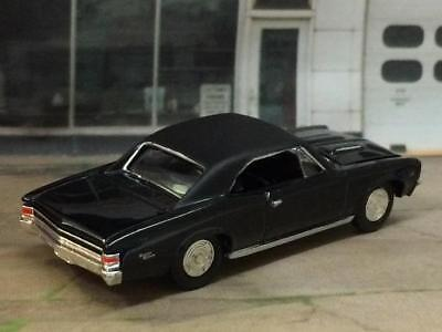 1967 67 Chevrolet Chevelle SS V-8 Super Sport 1/64 Scale Limited Edition Z6 3