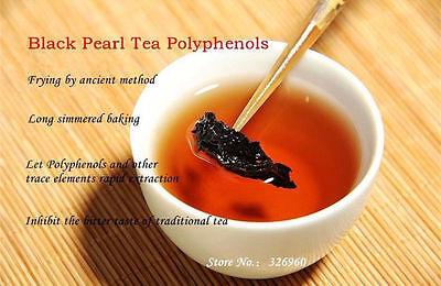 Bestnote schwarzer Oolong-Tee-natürlicher Tee Tieguanyin 50g schwarzer Tee Tea 4