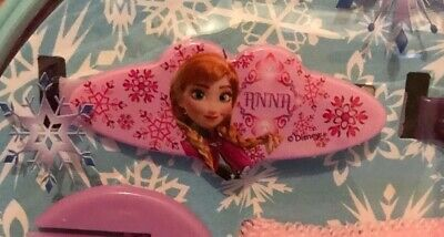 Disney Frozen Kids Hair Accessory Set Mini Backpack Storage for Girls 4