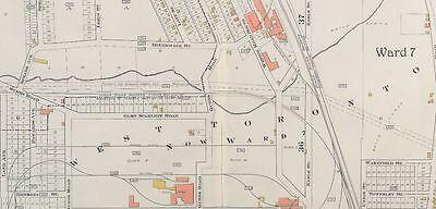 Chippenham Repro 17c OGILBY  Old Road Map MARLBOROUGH to HUNTSPILL inc Bristol