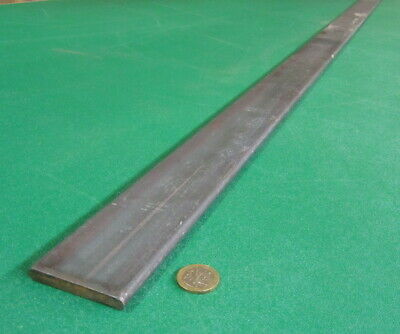 "5160 Spring Steel (Knife, Blade) Bar .250"" (+/-.006"") Thick x 3"" Wide x 72"" 8"