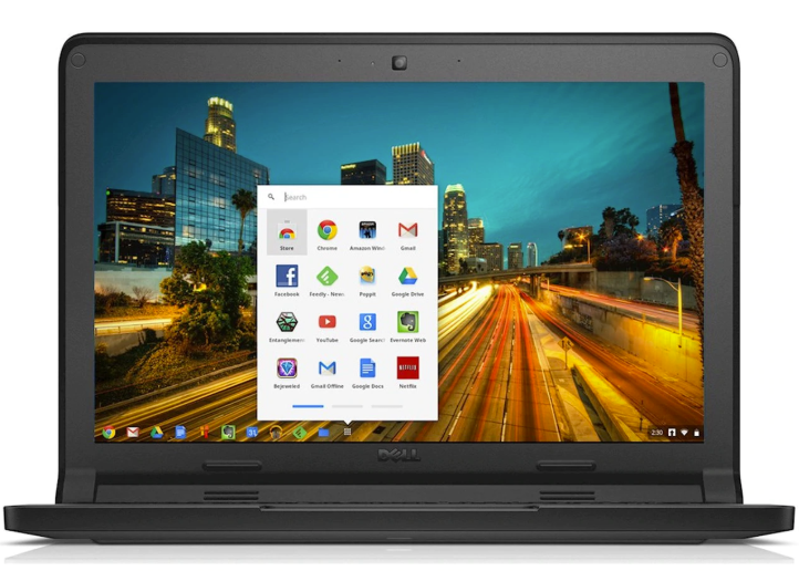 Dell Chromebook 11 TOUCHSCREEN Students Laptop Computer Dual Core SSD WiFi HDMI 2