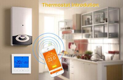 Cronotermostato Termostato Programmabile WiFi Wireless Digitale SETTIMANALE 503 10