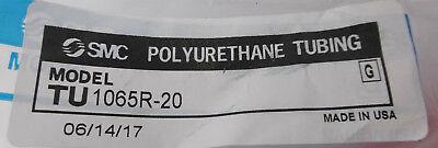 SMC TU0805R-20 Polyurethan-Schlauch Neu OVP