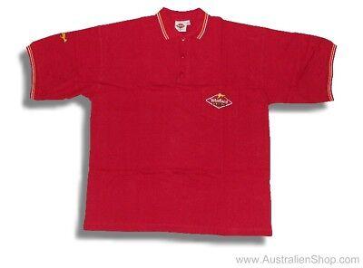 Poloshirt WINFIELD Australia - Känguru Aufdruck - Linzenzware - Australien Shop