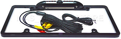 COLOR REAR VIEW CAMERA W// NIGHT VISION FOR PIONEER AVIC-Z140BH AVICZ140BH