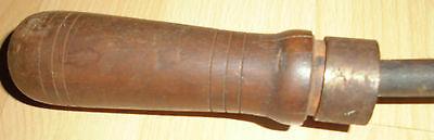 dachbodenfund oblaten gebäck waffel zange oblatenzange alt antik top deko metall 4